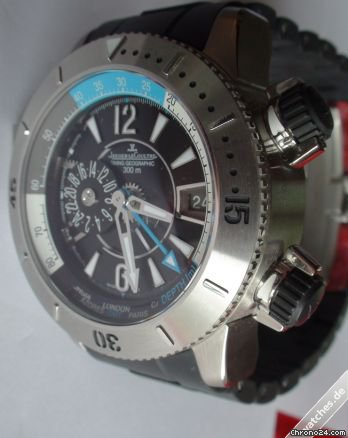 Jaeger-LeCoultre Master Compressor Diving Pro Geographic - 185T770
