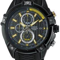 Pulsar PV6009X1 Sport Chronograph 100M 47mm Schwarz