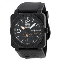 Bell & Ross GMT CARBON
