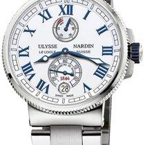 Ulysse Nardin Marine Chronometer Manufacture 1183-126-7M.40