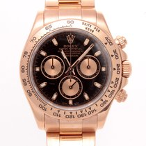 Rolex 18K Rose Gold Cosmograph Daytona