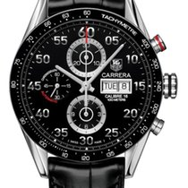 TAG Heuer Carrera Day Date Automatic Chronograph 43mm cv2a10.f...