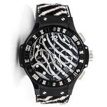 Hublot Big Bang 41mm · Black Zebra Bang
