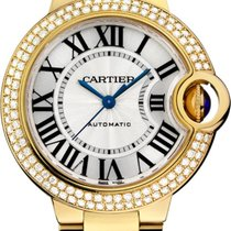 Cartier Ballon Bleu - 33mm wjbb0002