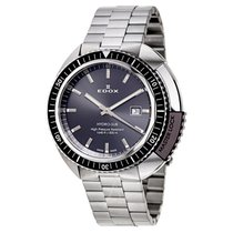 Edox Hydro-Sub Men's Swiss Quartz Stainless Steel