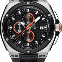 Certina DS Eagle C023.727.27.051.00 Herrenchronograph Sehr...