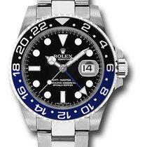 Rolex GMT-Master II 116710BLNR GMT-Master II Steel