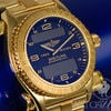 Breitling Emergency 18K Yellow Gold - 43mm Professional...