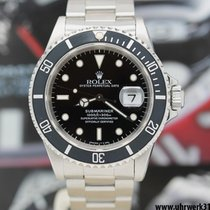 Rolex Submariner Stahl Automatik Ref:16610 mit Box von 1993-1994