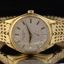 Patek Philippe Calatrava rose gold with Enamel Dial ref. 2526...