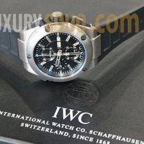 IWC Ingenieur Double Chronograph Titanium