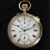 Jaeger-LeCoultre Split Second Pocket chronograph Rattrapante