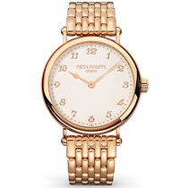 Patek Philippe [NEW] Calatrava Ladies 7200/1R Rose Gold...