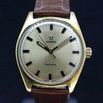 Omega Geneve Handaufzug Caliber 601 aus 1970 Super Zustand