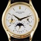 Patek Philippe Ref# 3940J, Yellow Gold, Perpetual Chronograph,...