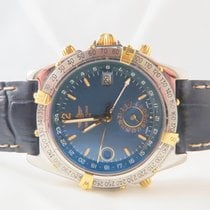 Breitling Duograph Double Date GMT