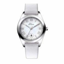 S.Oliver Damen-Armbanduhr SO-2973-LQ