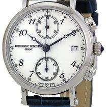 Frederique Constant Classics Chronograph Quartz FC-291A2R6-LBU