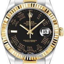 Rolex 116333 Black Roman