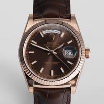 Rolex Day-Date , 5 Year Warranty
