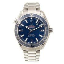 Omega Seamaster Titanium Blue Automatic 232.90.42.21.03.001