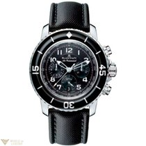Blancpain Fifty Fathoms Air Command Flyback Chronograph...