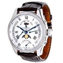 Longines Master Collection Moon Phase Multiple Time Zone