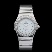 Omega Constellation Stainless Steel Ladies 1466.71.00