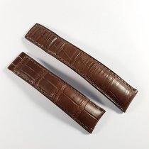 TAG Heuer Carrera 20/18mm brown alligator leather strap like new