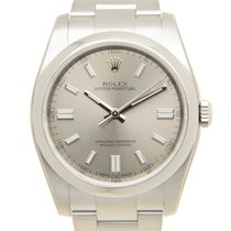 Rolex Oyster Perpetual Stainless Steel Gray Automatic 116000GY