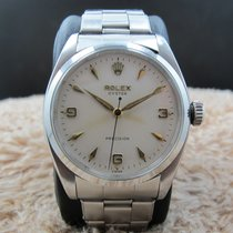 Rolex Oyster Precision 6422 Stainless Steel Men's Watch.