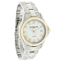 Raymond Weil Mens Parsifal 18k YG Two Tone Automatic Watch...