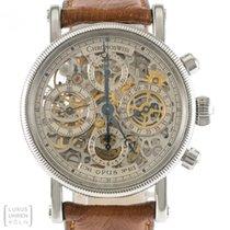 Chronoswiss Uhr Opus Edelstahl Automatik Chronograph Skeleton...