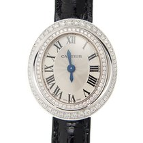 Cartier Hypnose 18k White Gold Silver Quartz WJHY0004