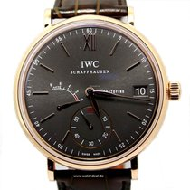 IWC Portofino Hand-Wound Eight Days incl 19% MWS MWST