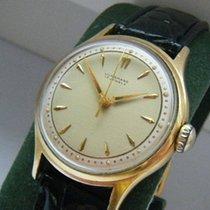 Junghans Chronometer  Kal. 82/1, Handaufzug, Ø33mm, 1960