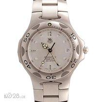 TAG Heuer Kirium WL5110 Stahl Automatik Chronometer 36 mm