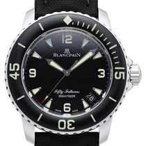 Blancpain [NEW] Sport Automatique Fifty Fathoms