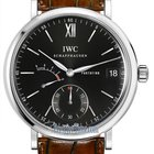 IWC Portofino Hand Wound Eight Days 45mm Mens Watch