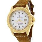 Rolex Men's Rolex Yacht Master 18K Yellow Gold Watch 16628