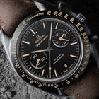Omega [NEW] Speedmaster Moonwatch Co-Axial Black Dial Chronograph