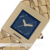 Chanel Matelasse Gelbgold CB11689