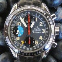 Omega Triple Date MK 40 Schumacher Speedmaster