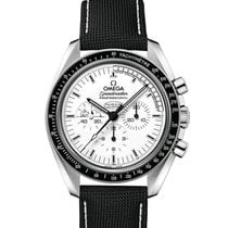 Omega Speedmaster Apollo XIII Silver Snoopy Limited Edition