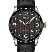 Mido Multifort Gent 42mm M025.407.16.061.00