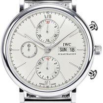 IWC Portofino Chrono - 42mm - Mesh Bracelet - VAT INC. 22% - NEW