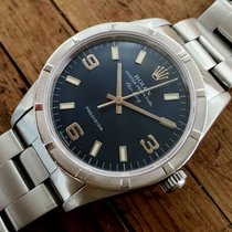 Rolex Top Condition Oyster Perpetual Air King Blue Dial 2002...