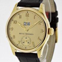 Revue Thommen Airspeed XLarge Big Date Watch 16060.3 Unitas...