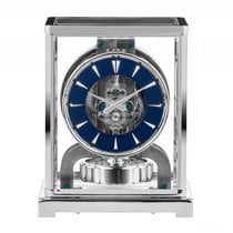 Jaeger-LeCoultre Atmos Classique Silber Vintage Bj.1955 wie...