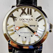 Locman ref. 293 automatico acciaio uomo